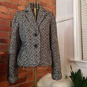 JCrew Woven Tweed Blazer
